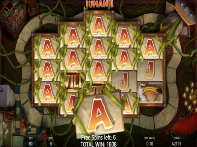New Jumanji Online Slot In Casinos Now